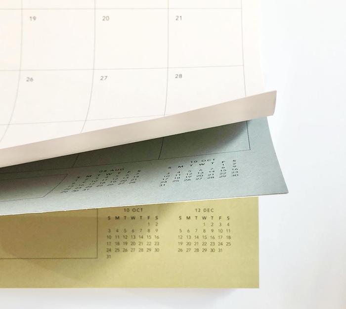 appointed - studio calendar 17 mois - 3
