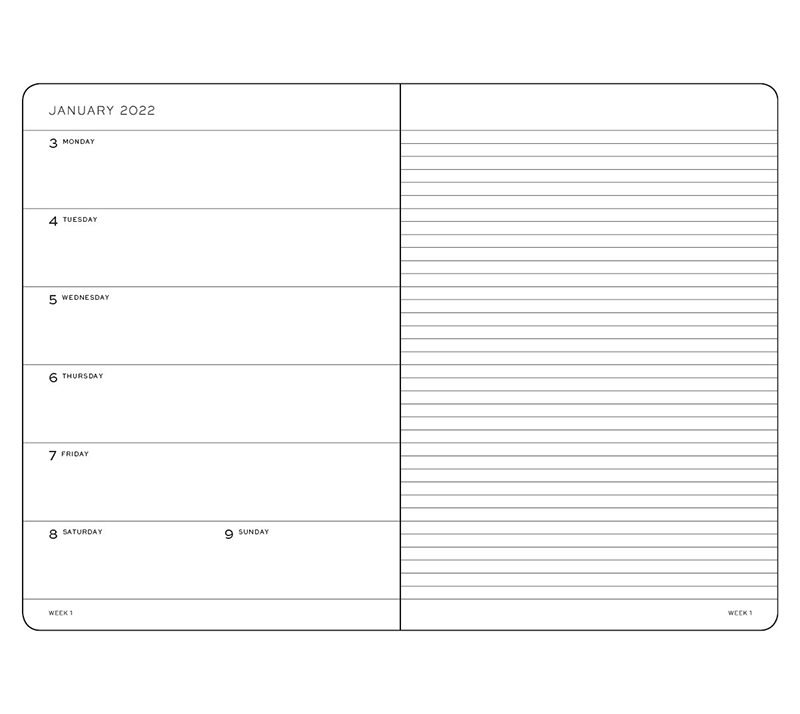 leuchtturm-agenda17mois2022-weekleft-layout