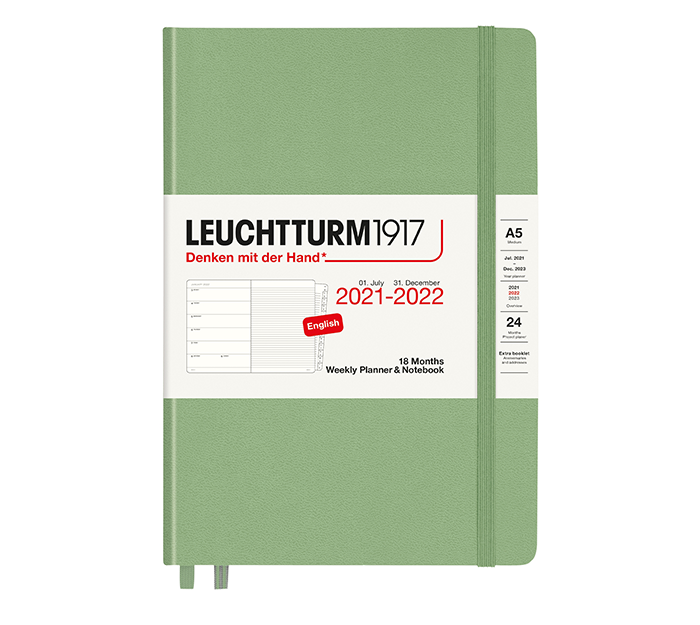 leuchtturm-agenda17mois2022-weekleft-sage